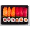 Sushi zalm/tonijn