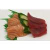 Sashimi zalm & tonijn